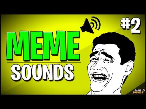 Popular Meme Sound Effects #2 (HD)