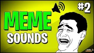 Download lagu Popular Meme Sound Effects #2 (HD)