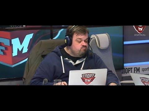 Василий Уткин о 23-м туре РФПЛ и о предстоящем матче Россия-Бразилия
