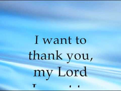 Ricky Nelson~Thank You Lord