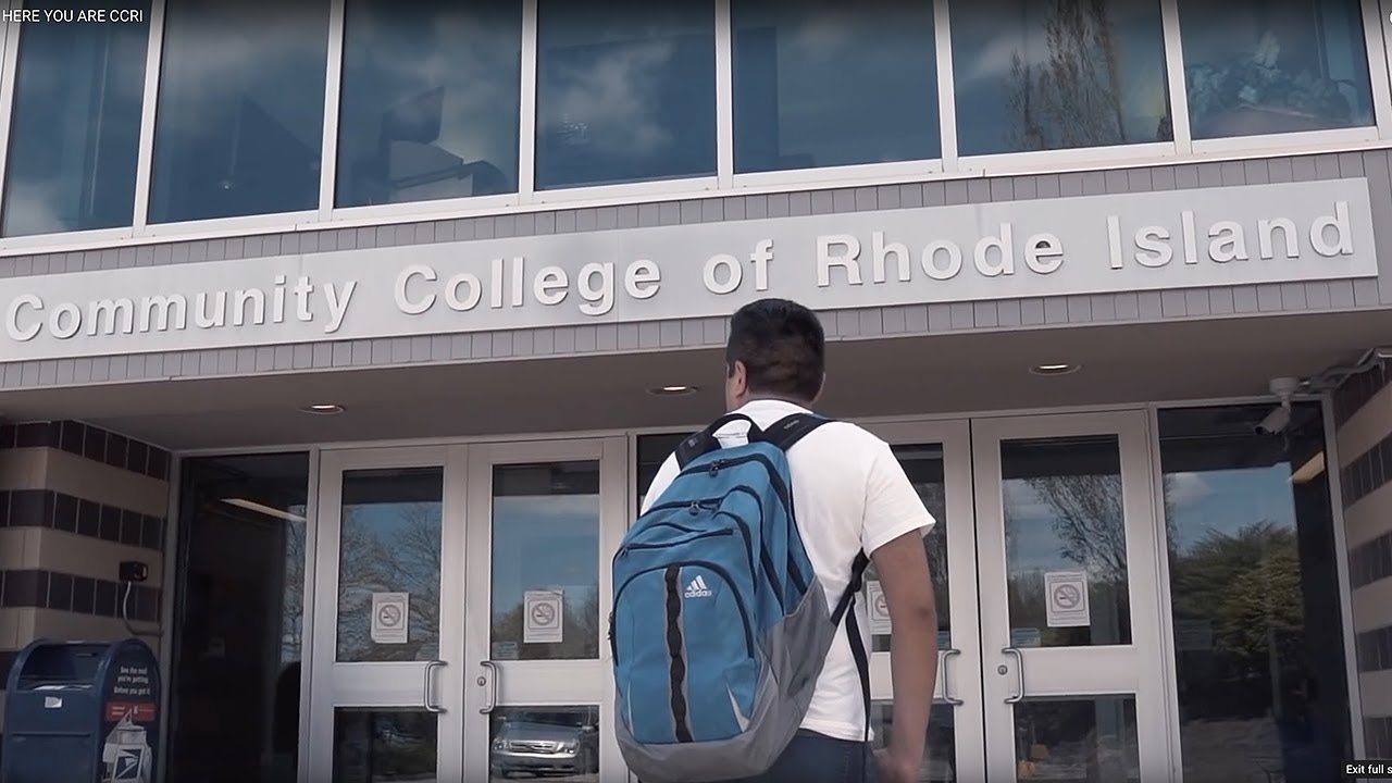 Home Page – Community College of Rhode Island