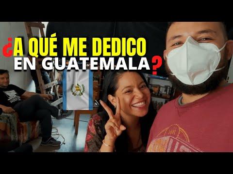De qué trabajo en Guatemala City (Cine Guatemalteco) - Argenis Vlogs