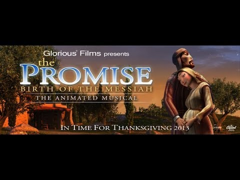 Ancient Promise - Official Movie Trailer of The Promise: Birth of the Messiah