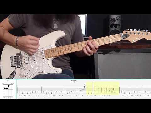 Jimi Hendrix - Hey Joe (Guitar Tutorial)