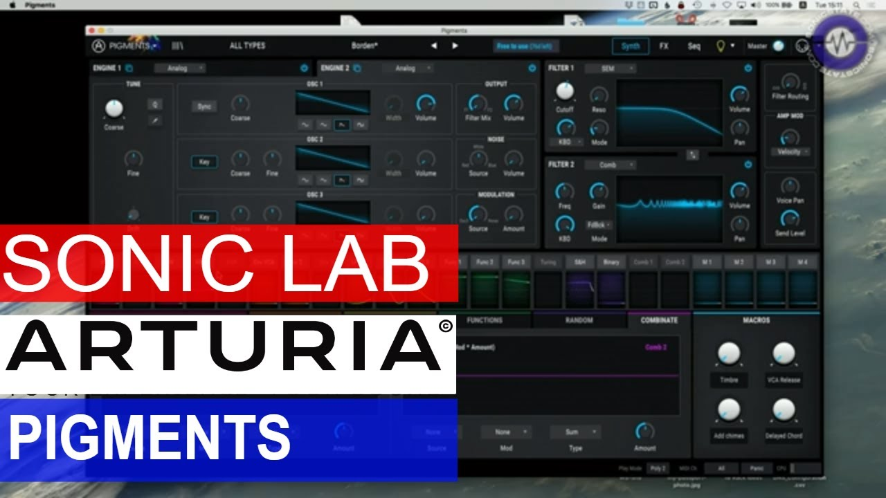 Arturia – Pigments VST Free Download – Borntohell