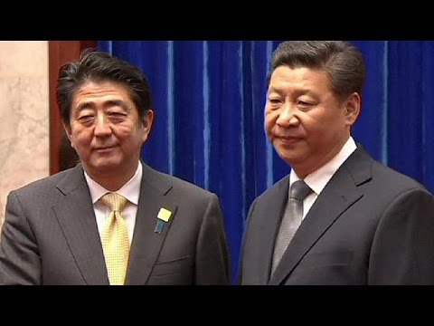 China and Japan hold ice-breaker talks