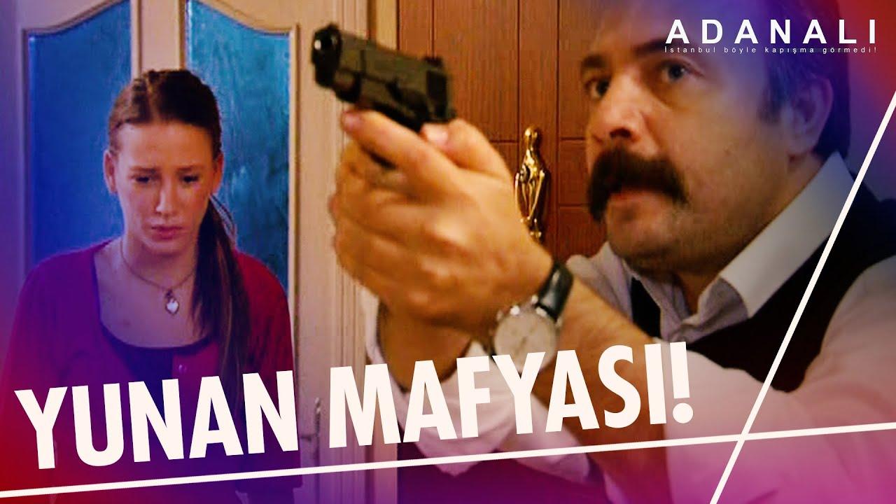 Yunan mafyası Sofia'nın peşini bırakmıyor! | Adanalı 5. Bölüm