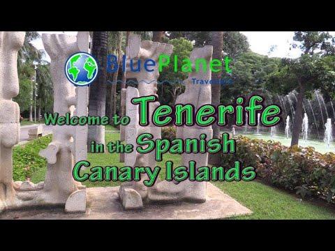 Santa Cruz de Tenerife, Canary islands By Hop-on hop-off bus