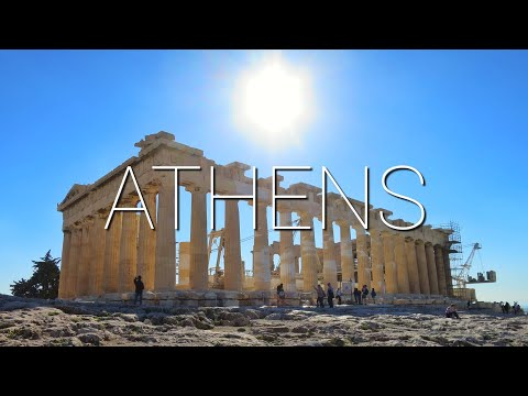 Vlog #46: Athens, Greece || THE ACROPOLIS