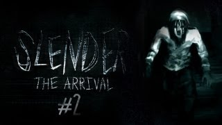 SLENDER WOMAN?! - Slender: The Arrival (2)