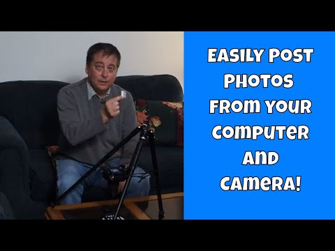 How to Post to Instagram From Your Computer or Camera ep.116