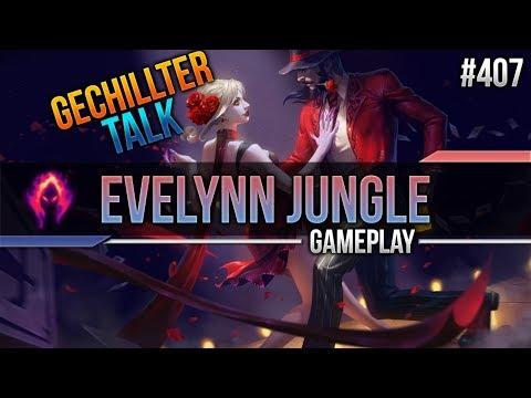 Eve (Jungle): Gechillter Talk #407 [Lets Play] [League of Legends] [German / Deutsch]