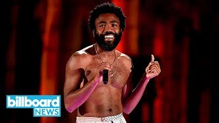 "Childish Gambino Makes History With ""This Is America"" Record of the Year Grammy Win 