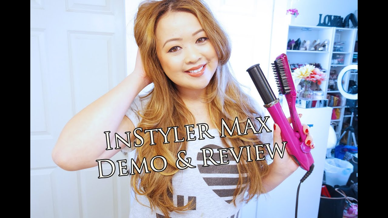 instyler reviews Pros of instyler rotating iron it does work for volume at the roots the one thing i  am impressed with is the detail and quality videos that instyler.