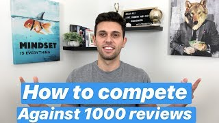 How to Beat Amazon FBA Sellers That Have 1000