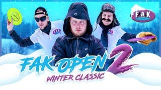 FAK Open 2 - Winter Classic | Korroosio