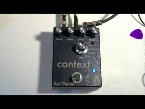 Red Panda Context - Reverb