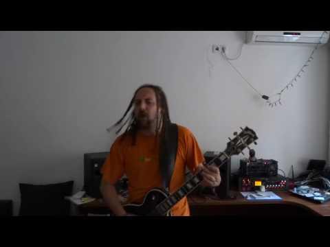 Meka's guitar cover of SOiL - Halo (28.10.2016)
