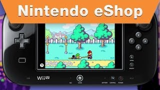 Nintendo eShop - Mario & Luigi: Superstar Saga on the Wii U Virtual Console