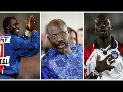 Weah gets congrats from African, global leaders and football world