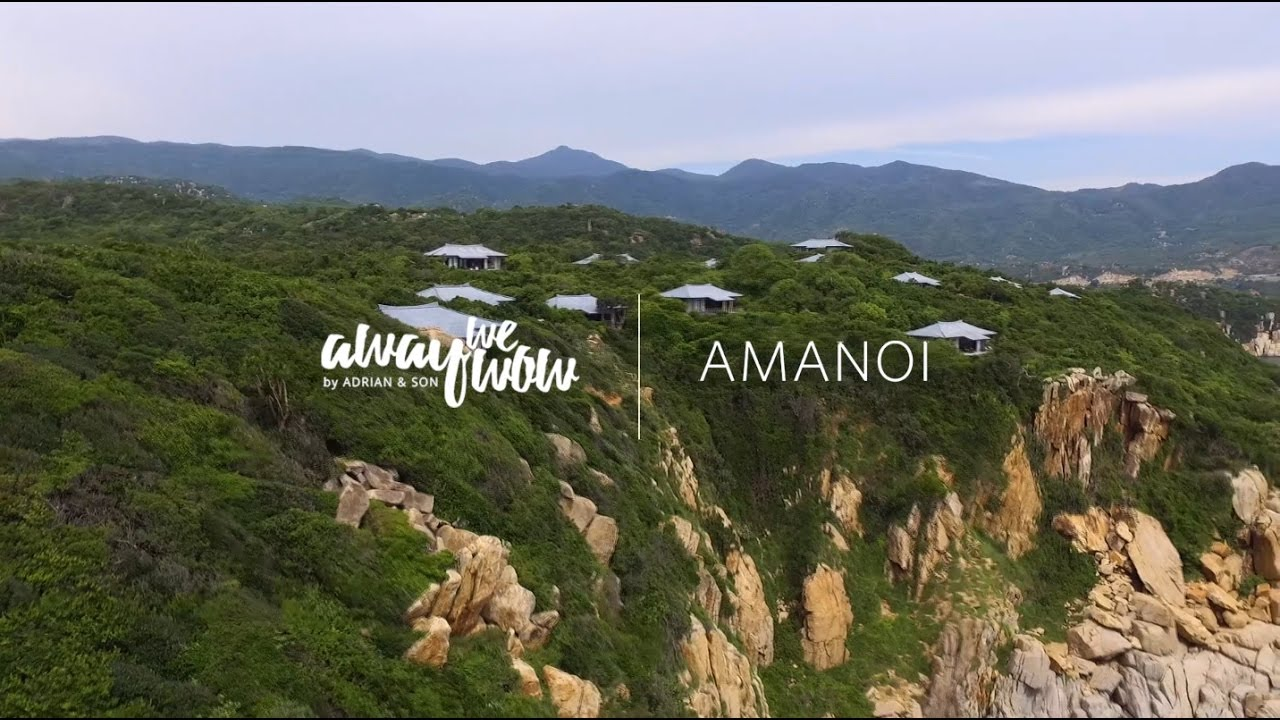 Amanoi – Heaven Nested in the National Park.