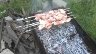 Как правильно готовят настоящий ГРУЗИНСКИЙ ШАШЛЫК в Грузии