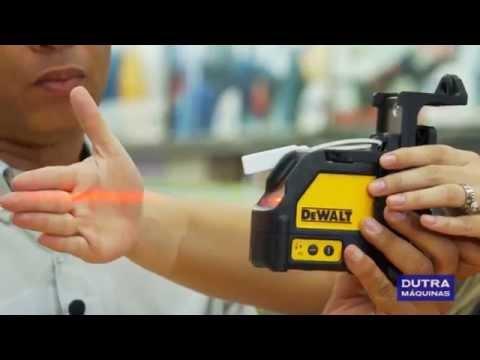 Dewalt - Nível á Laser DW088K