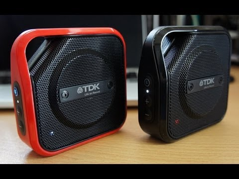 TDK   Wireless Speaker   Trek Micro A12