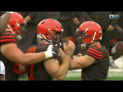 Dan Rivers - Browns Edge Ravens On OT Field Goal