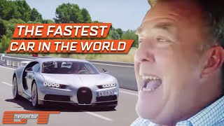 The Grand Tour: A look at the Bugatti Chiron