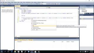 Operasi Matematik VB NET 2010