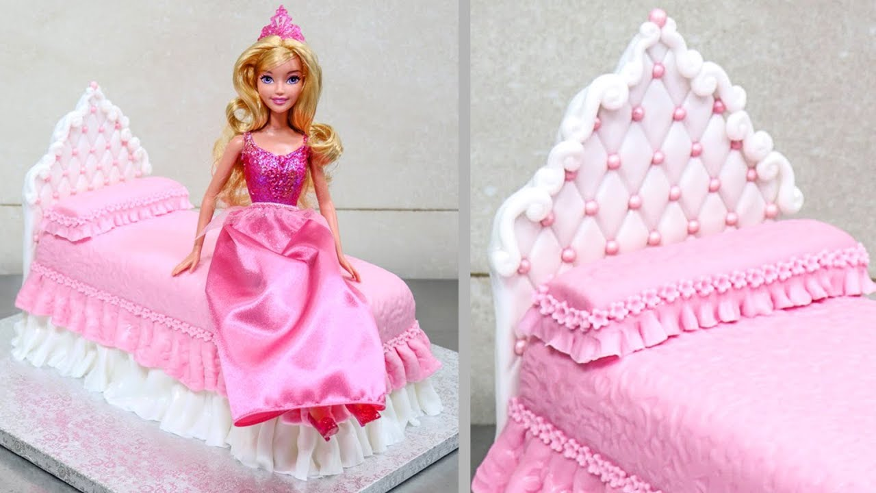 Barbie Doll Cake Design Birthday Cake Ideas Designs Youtube