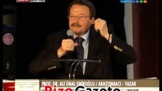 PROF. DR. ALİ ÜNAL EMİROĞLU GADİR-İ HUM BAYRAMI KONUŞMASI TAMAMI 12.10.2014