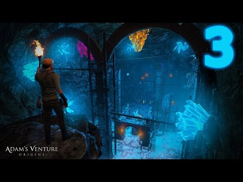 Walkthrough — Adam's Venture: Origins — Part 3 — FINAL [ 1080P 60FPS ]