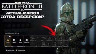 Battlefront 2 -Nueva actualización Toda la información - Star wars - Jeshua Revan thumbnail