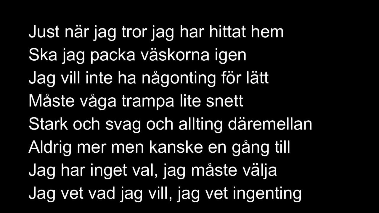 molly-sanden-sand-lyrics-swedish-lyrics