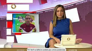 Noticias Globovisión Deportes (Parte 1)