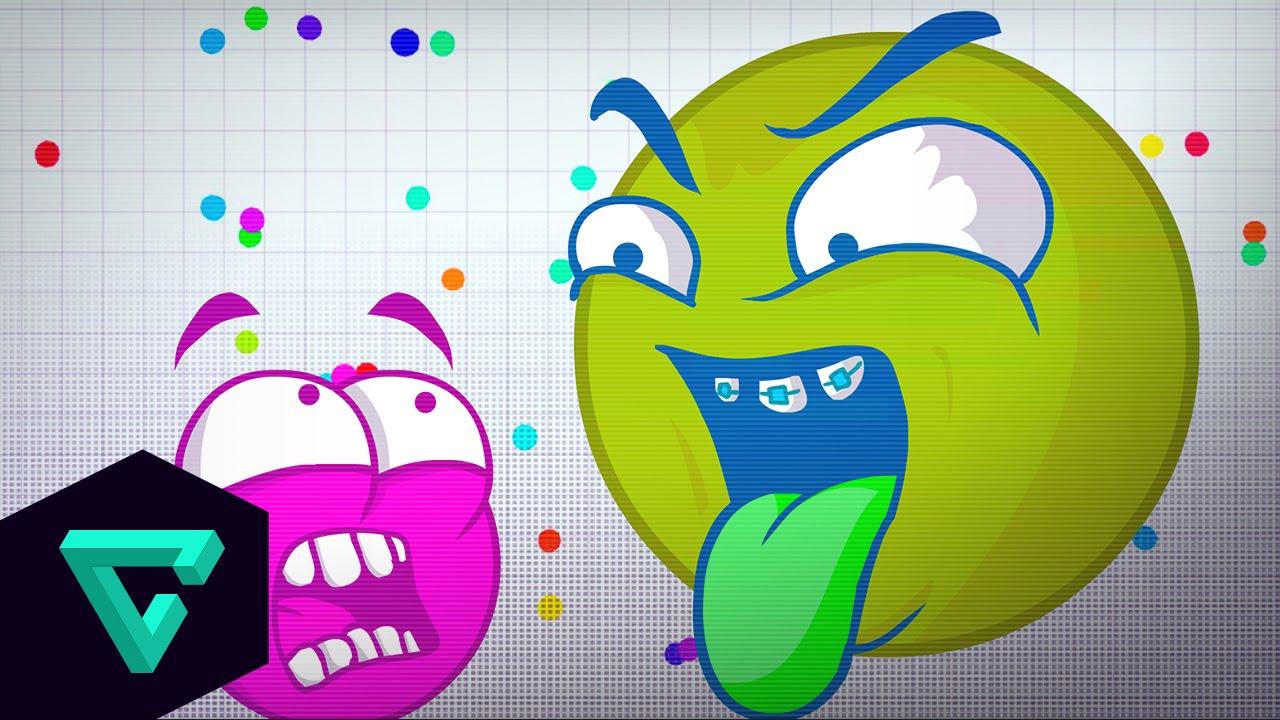 Fernanfloo epic en agar io animaci n tgn youtube - Imagenes de animacion ...
