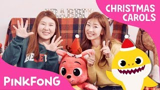 Merry Twistmas Pinkfong! with J-RabbitㅣChristmas CarolsㅣPinkfong Songs for Children
