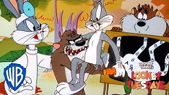 Looney Tuesday | Surprising Duo: Bugs Bunny & Tazmanian Devil | Looney Tunes | WB Kids