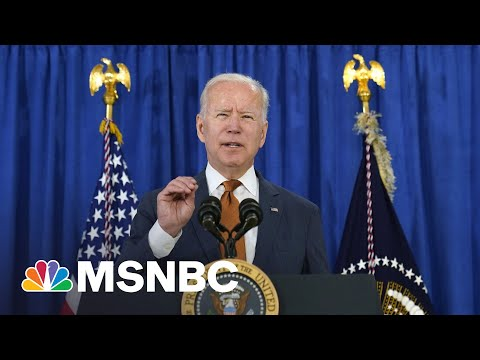 Biden Aims To Show Superiority Of U.S. Democracy On Trip To Europe