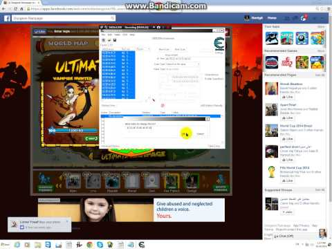 Dungeon Rampage Hacker Cheat Engine 6.3 / 6.4 wallhack+Color