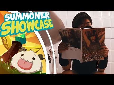 SHEN POOPS! | Summoner Showcase /ALL Chat [League of Legends]