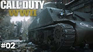 Call of Duty: WWII ★ Story #02 - Operation Cobra - Gameplay Let's Play Call of Duty: WWII Deutsch