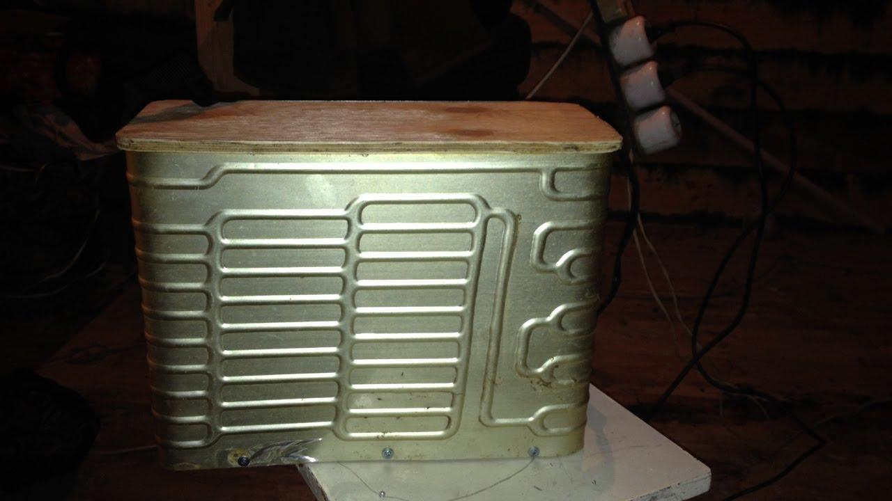 рыбацкие ящики из морозильной камеры