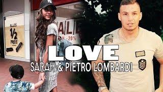 SARAH flirtet mit PIETRO LOMBARDI rum im Live Stream | SARAH & PIETRO singen live