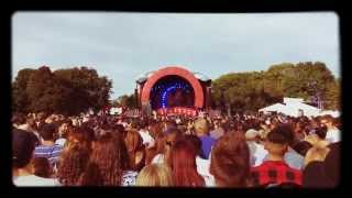 Ariana Grande and Chris Martin - Just a Little Bit of Your Heart (Global Citizen Festival)