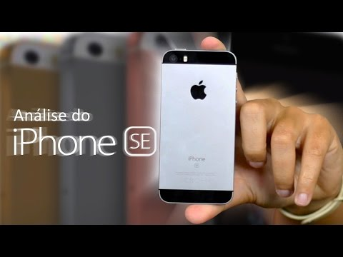 Review (análise) do iphone SE. O pequeno GIGANTE!