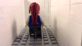 E & C Adventures | Zombie Attack | Lego Stop Motion Animation / Brickfilm