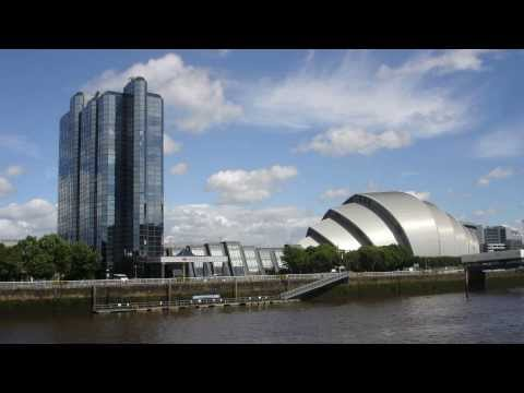 Glasgow Photos and Music by Dougie Maclean